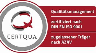 Certqua Siegel ISO 9001