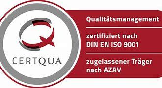 Certqua Siegel ISO 9001